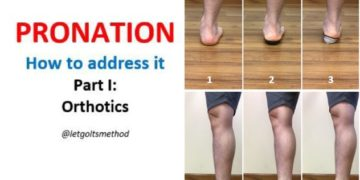 Pronation Part VI – How to Address Pronation I – Orthotics