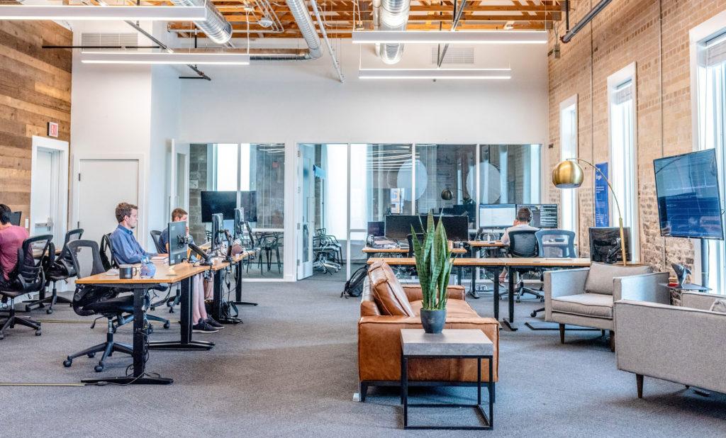 Office Photo by Austin Distel on Unsplash